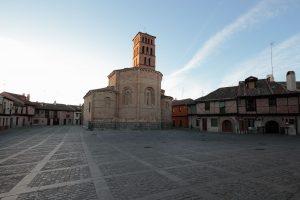 Iglesia románica de San Lorenzo
