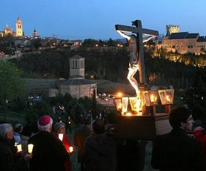 The Semana Santa of Segovia, declared of National Tourist Interest