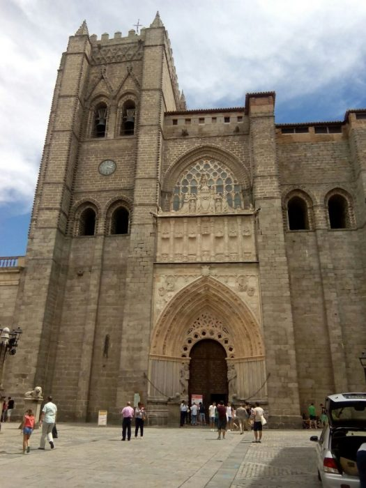 Torre de la Catedral de Ávila