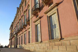 Visitasegovia-Palacio-de-Riofrio-fachada